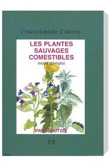 Livre Les plantes sauvages comestibles