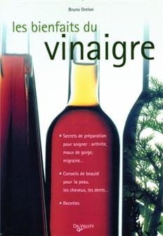 Livre Les bienfaits du vinaigre