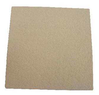 Filtre en carton pour filtration finale des mousseux par 25