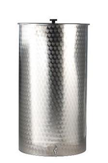 Cuve inox 400 litres