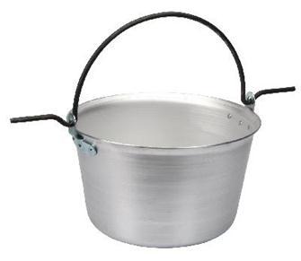 Chaudron alu 75 litres