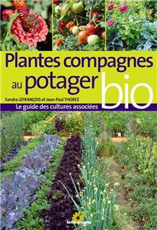 Livre Plantes compagnes au potager bio