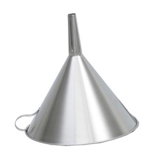 Entonnoir filtre inox 20 cm