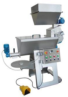 Broyeur électrique à olives 100 kg/h