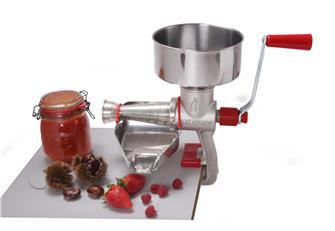 Epépineuse presse tomate et fruit manuelle fonte et inox