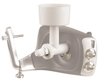 Option moulin à farine pour robot ménager suédois multifonctions