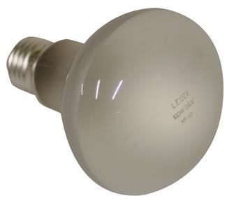 Ampoule blanche chauffante 100 W
