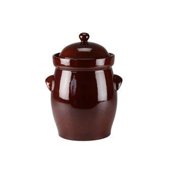 Pot à choucroute et lactofermentation 20 litres