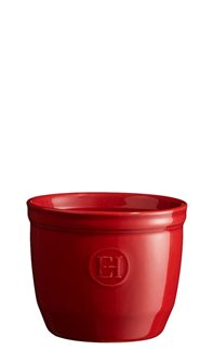 Ramequin rouge Grand Cru Emile Henry 8,5 cm