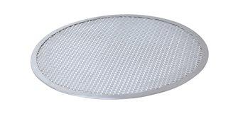 Grille en aluminium support de cuisson pour pizza 31 cm