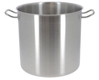 Marmite inox induction 36 cm 36 litres De Buyer