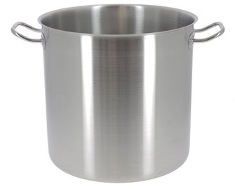 Marmite inox induction 40 cm 49 litres De Buyer