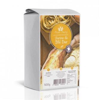 Farine de blé dur pour pâtes 500 g